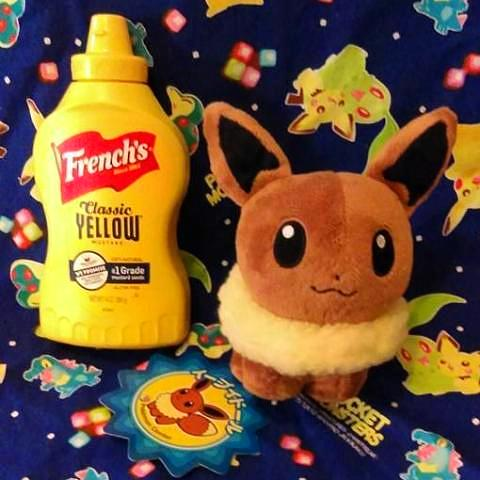 Eevee Minky Japanese Pokedoll MWT New Pokemon Center Plush