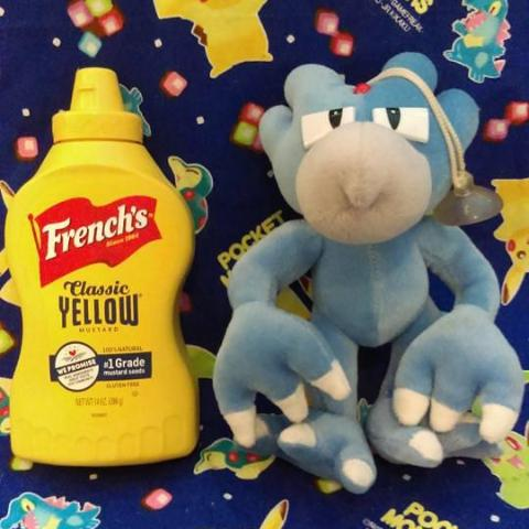 Golduck Taiwan Mirage Plush