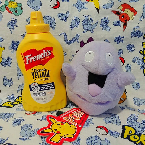 Grimer USA 2007 Pokedoll New MWT Pokemon Center Plush