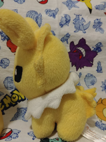 Jolteon Velboa USA Pokedoll