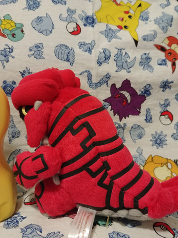 Groudon USA 2009 Pokedoll