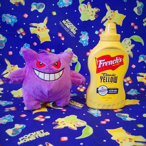 Gengar Jakks Pacific Pokemon Plush