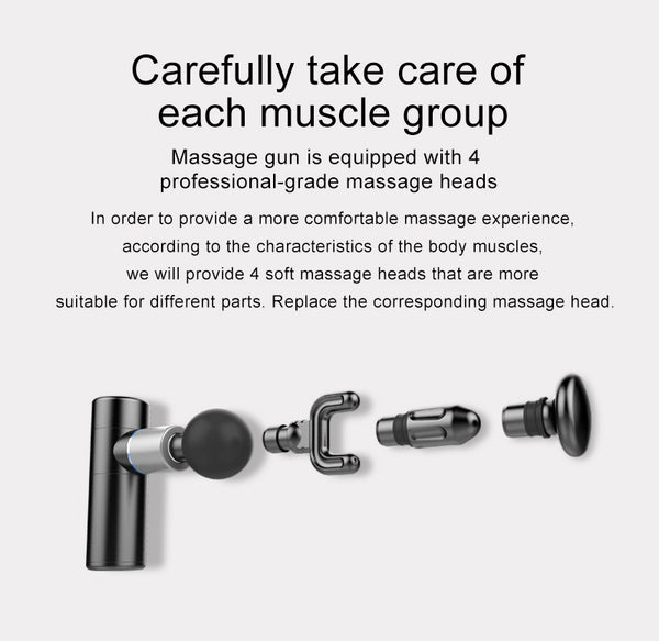 Relxbit percussion massager