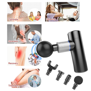 Relxbit Mini Facial Gun, Best Handy Percussion Massager with Free Travel Bag