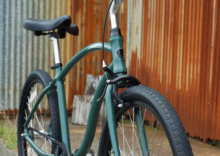 Beach Cruiser - Diamond Frame