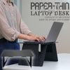 Paper-Thin Durable Laptop Desk