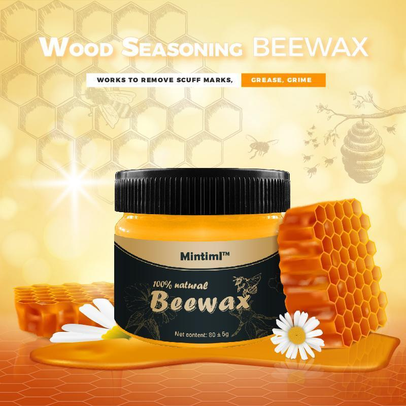 Wood Seasoning Beeswax (Special Promotion-50% OFF)