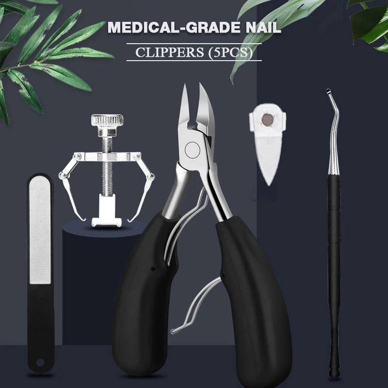 (50% OFF for Christmas) Medical-Grade Nail Clippers