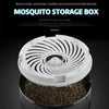 Mosquitoes Eliminator With LED Light, Noiseless And Nontoxic