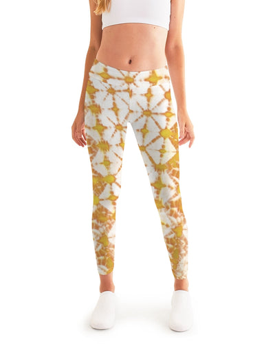 Honey Yellow Yoga Pant