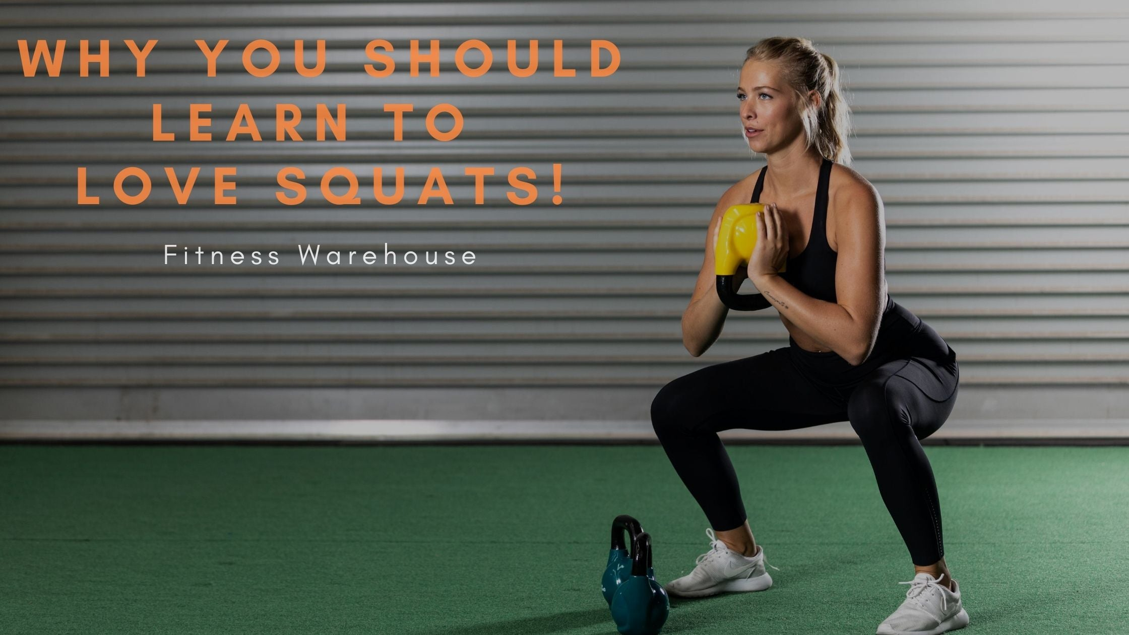 Hate squats? Why you should learn to love them!
