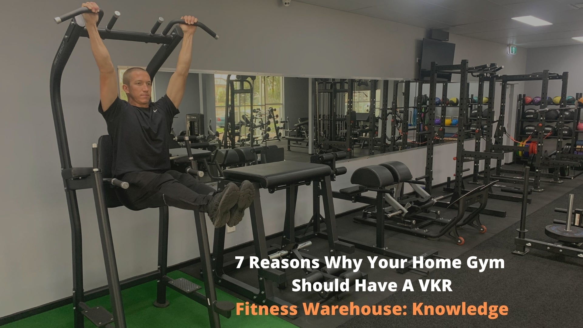 7 Reasons Why Your Home Gym Should Have A VKR