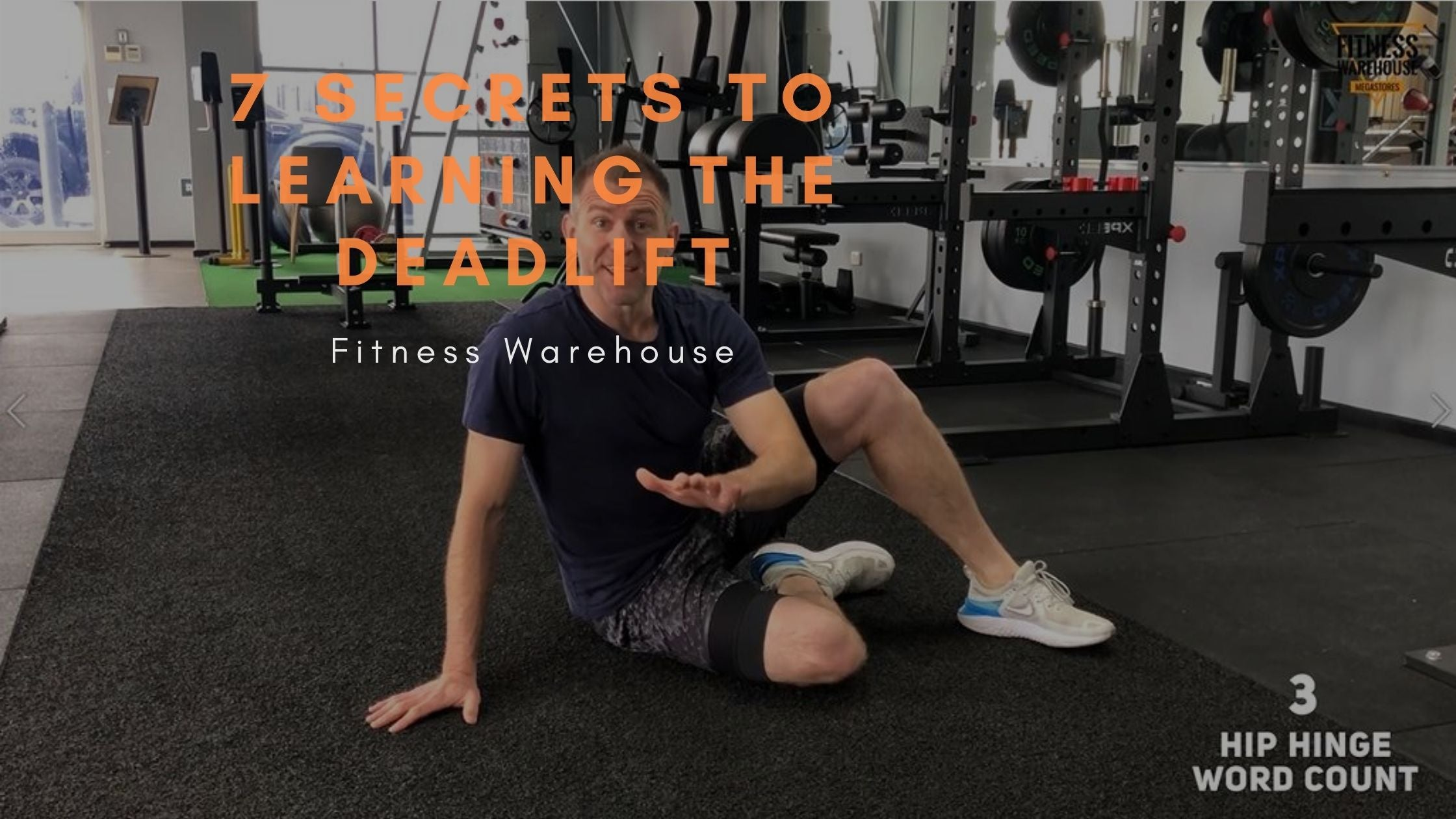 7 Secrets To Learning The Deadlift