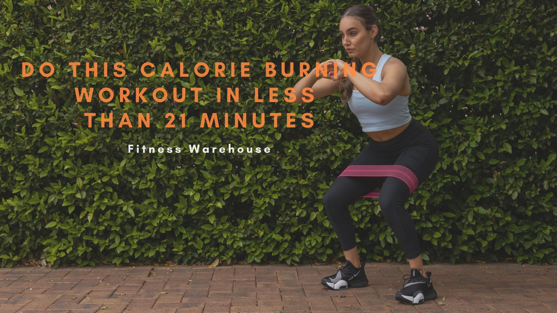 Do This Calorie Burning Workout In Less Than 21 Minutes