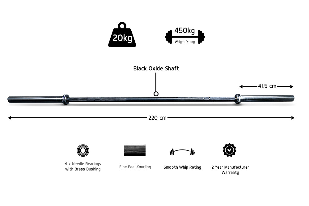 P Series Barbell