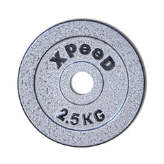 Xpeed 50kg Barbell/ Dumbbell Set