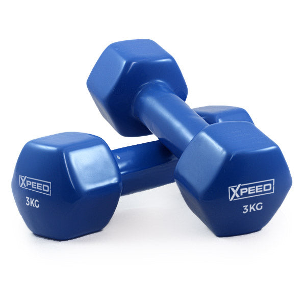 Xpeed PVC Dumbbells