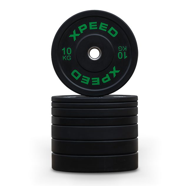 Xpeed Bumper Plate