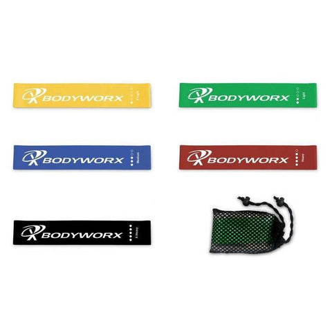 Bodyworx Mini Resistance Band Set