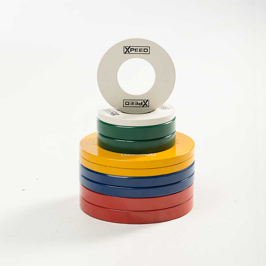 Xpeed Fractional Plates Set