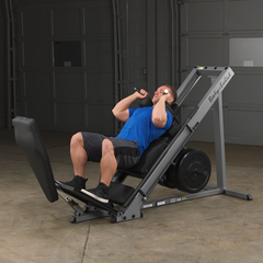 Body-Solid Leg Press & Hack Squat - GLPH1100