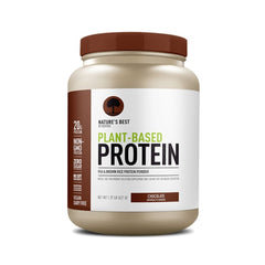 Natures Best Plant-Based Protein