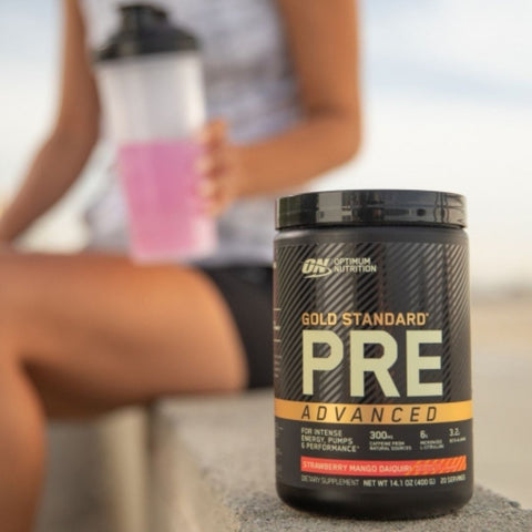 Optimum Nutrition Gold Standard Pre Workout Advanced