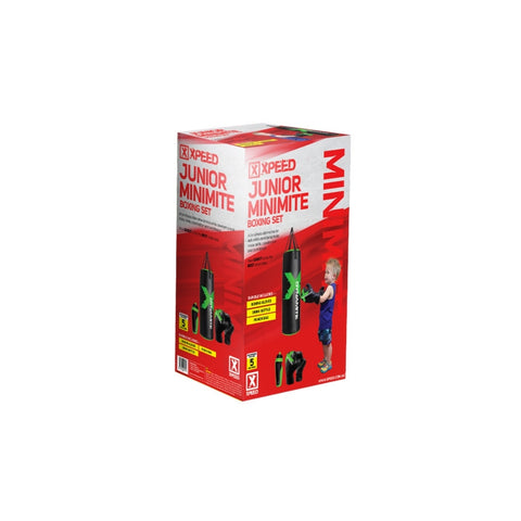 Xpeed Junior Minimite Boxing Set