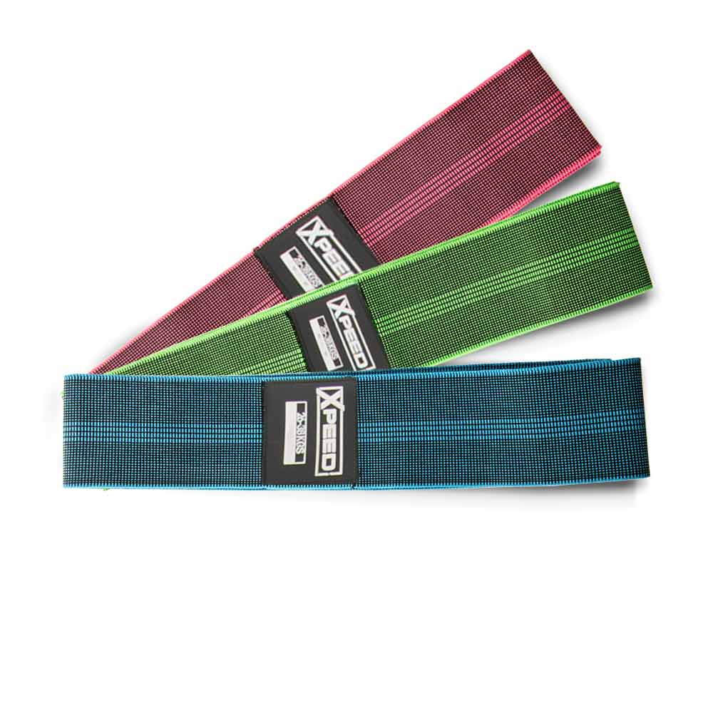 Fitness Warehouse - Xpeed Fabric Stretch Bands