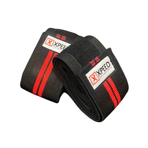 Xpeed Heavy Duty Knee Wraps