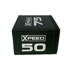 Xpeed Plyo Box Cube (Wood/ Foam)