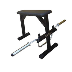 Xpeed Prone Row Bench (including custom barbell)