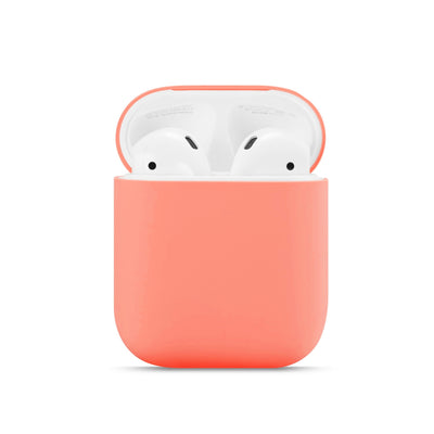 Solid Color Soft Silicone for AirPods