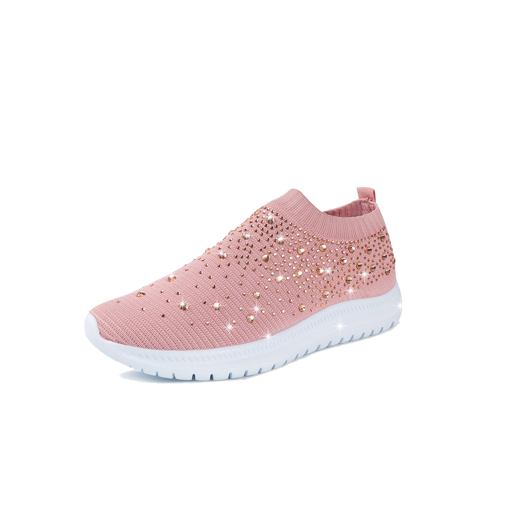 Sparklywalks Crystal Sneakers