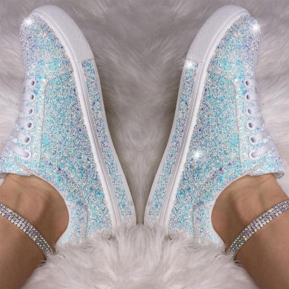 Sparklywalks Galaxy Splat Shoes