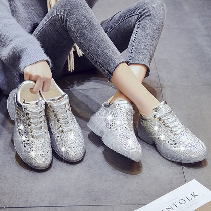 Sparklywalk  FREAK YOU OUT DIAMOND CARISSA Shoes