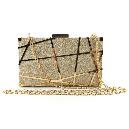 Carrysparks Luxury Gold Bag