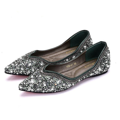 Sparklywalk  Lady Hideko Shoes