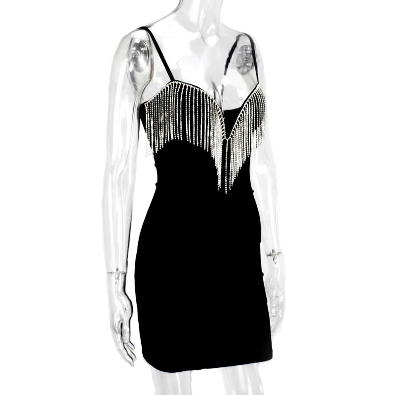 BodySparks Crystal Party Dress