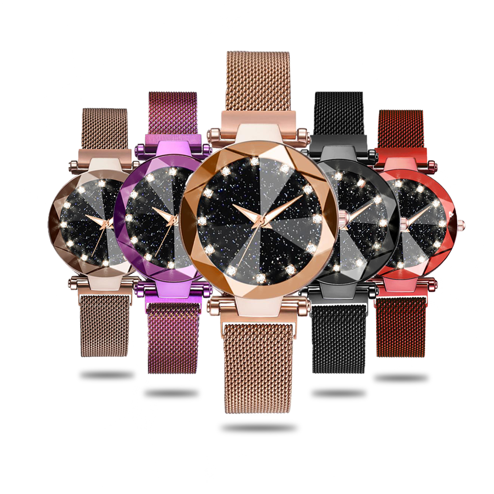 Timesparkles Starry Sky Watches