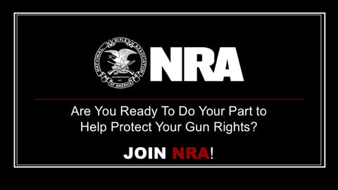 Join the NRA discounted memberships