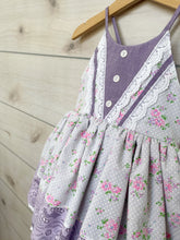 Load image into Gallery viewer, Size 3/4 Lavender Dress