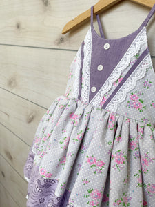 Size 3/4 Lavender Dress