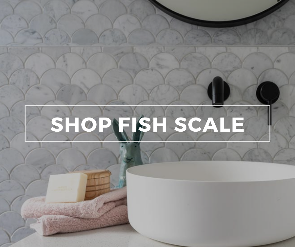 Perth Fish Scale Tiles