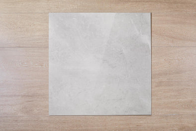 Element White Honed 600x600
