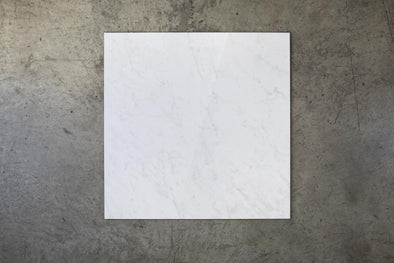 Carrara Bianco Polished 600x600