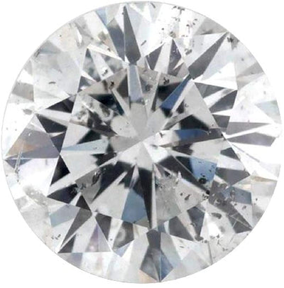 Natural Loose 1.16 Carat H I1 Round Brilliant Diamond Engagement Closeout