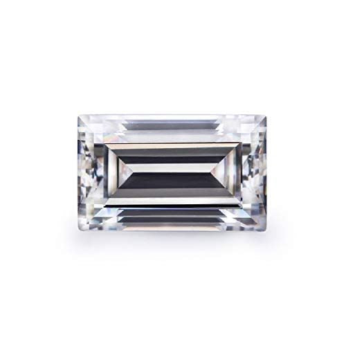 GIA Certified 1.21CT F VVS1 Baguette Cut Diamond
