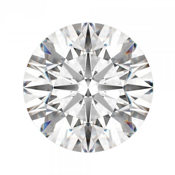 GIA Certified 0.35CT G I1 Round Brilliant Loose Diamond