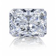 GIA Certified 0.61CT J-I1 Radiant Cut Diamond